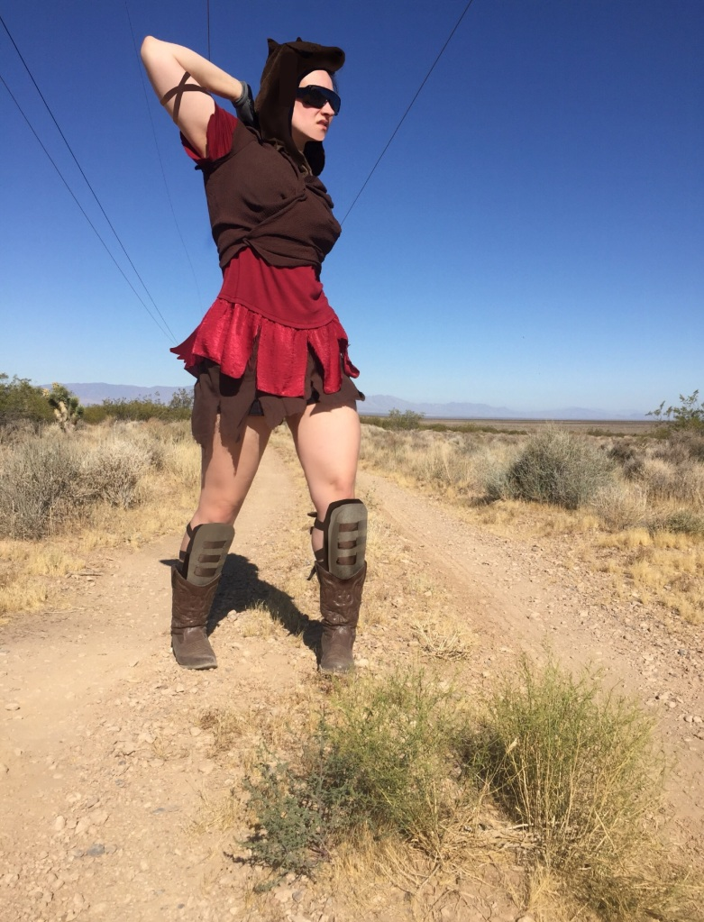fallout new vegas cosplay